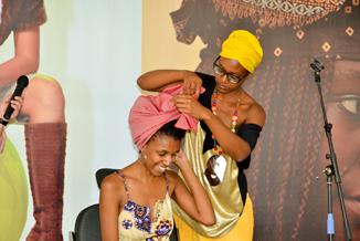Espaço Beleza e Poder da Mulher Negra