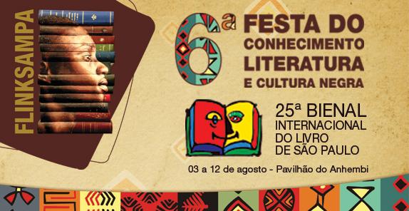 FlinkSampa na Bienal Internacional do Livro de S. Paulo