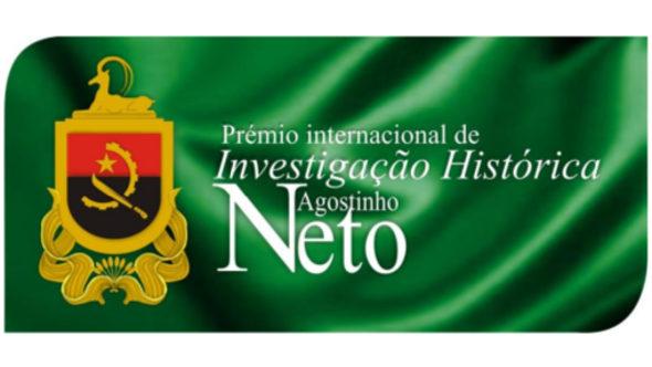 """Vencedor do prêmio Internacional de Investigação Histórica """"Agostinho Neto"""""""